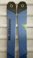 2018-2019 Blizzard Brahma SP demo skis 166cm with bindings