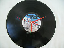 "DEEP PURPLE In Rock 12"" VINYL LP  Clock (Wall,Table) (Gift,decor,Christmas)"