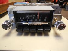 REBUILT 1970 FORD MUSTANG & MACH 1 AM/FM STEREO RADIO DOZA