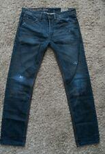 Diesel Shioner slim skinny jeans wash 0824Y cost new £295 sz W30 L30