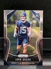 John Ursua 2019 Panini Prizm #395 RC Rookie Card Seattle Seahawks. rookie card picture