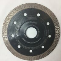 PORCELAIN TILE TURBO THIN DIAMOND DRY CUTTING BLADE /DISC 115 / 125mm GRINDER
