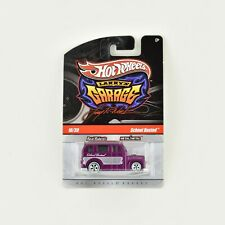 School Busted (Signed) - Hot Wheels 2010 Larry's Garage - New in Box