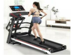 Electric Fordable Multi-Functional Gym Equipment Home Running Machine Treadmill