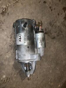 RTX starter motor to fit ford focus 1.6