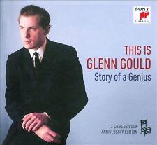 This Is Glenn Gould: Story of a Genius Glenn Gould MUSIC CD