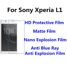 3pcs For Sony Xperia L1 High Clear/Matte/Anti Blue Ray Screen Protector