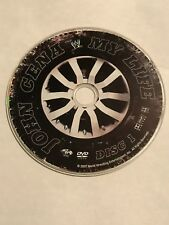 JOHN CENA MY LIFE DISC 1 REPLACEMENT DVD DISC ONLY