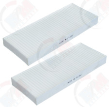 Cabin Air Filter Set 81938015 for Nissan Frontier Xterra Titan Equator