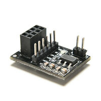Socket Adapter plate Board for 8Pin NRF24L01+ Wireless Transceive​ module _