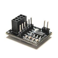 Socket Adapter plate Board for 8Pin NRF24L01+ Wireless Transceive module FF