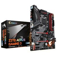 GIGABYTE Z370 AORUS GAMING 3   - ATX - 8TH GENERATION INTEL CORE I7 PROCESSOR...