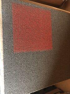 """Carpet Tiles 24""""x24""""(set of 12), Frame"""