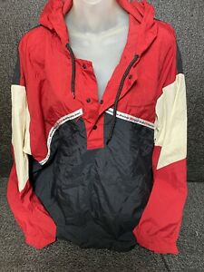 Marlboro Penske Team Indy Nascar Racing Windbreaker Vtg Marlboro Jacket Size XL