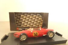 Brumm Models 1961 Ferrari 156 F1 Grand Prix Racing Car Diecast Model - Baghetti