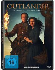 Outlander - Die komplette fünfte Season [4x DVD] *NEU* DEUTSCH Staffel 5