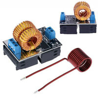 Low Voltage ZVS/ Induction Heating Power Supply Module+Heater Tool 5V-12V au