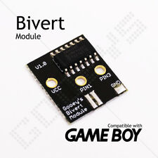 Gooeys Bivert Module Nintendo Game Boy DMG-01 Console Backlight/Invert/Hex Mod