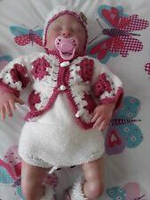 Bébé reborn fille Charlotte par bountiful baby (absent entre 23 juin til 1st juillet