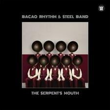 BACAO RHYTHM & STEEL BAND - THE SERPENT'S MOUTH   CD NEW+