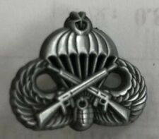 New Turkish Jump Wings lapel pin, Airborne Badge mini