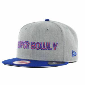Baltimore Colts Super Bowl V 5 Patch New Era 950 Snapback Flat Bill Brim Hat Cap