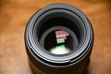 Tokina 100mm f/2.8 AT-X AF Pro D Macro Autofocus for Nikon