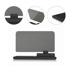 Car HUD Head Up Display Projector Phone Navigation GPS Holder Black Non-slip Mat