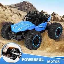 1/18 RC Monster Truck Crawler Elektro 2.4G Ferngesteuert Auto 15KM/h Spielzeug