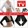 Women Upper Arm Compression Slimming Shaping Shaper Slimmer Wrap Belt Shape wear