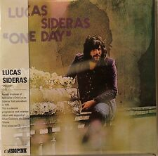 Lucas Sideras-One Day Greek prog mini lp cd Aphrodite's Child solo