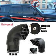 "Car Snorkel Head Air Ram Head 3.5"" 90MM Air Filter Airflow Smoothly Universal"