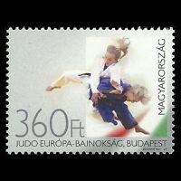 Hungary 2013 - European Judo Championships Budapest Sports - Sc 4271 MNH