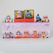 Anime Lucky Star Izumi Konata Hiiragi Tsukasa 10pcs PVC Figures 5cm Toy Gift NIB