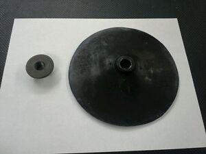 "7"" Flexible Rubber Backing Polisher Pad with Clamp Nut / Dewalt-Makita-Milwaukee"