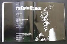 Eartha Kitt Show Theater Programme Colosseum Theatre South Africa Vtg. 60-70's