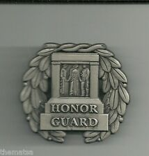 """HONOR GUARD TOMB OF THE UNKNOWN SOLDIER MILITARY 2"""" BADGE"""