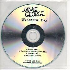 (AP329) Jamie George, Wonderful Day - DJ CD