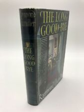 Raymond Chandler The Long Good-Bye First UK Edition Hamish Hamilton 1953 Superb