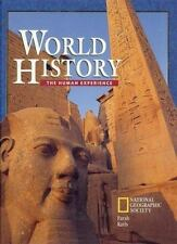World History : The Human Experience by Andrea Berens Karls and Mounir A. Farah