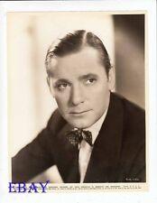 Herbert Marshall 1936 VINTAGE Photo