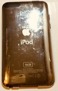 Apple iPod Touch 16 GB 2nd Generation -MODEL A1288- Black