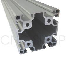 1200mm PROFILE 40 -80x80 ALUMINIUM TSLOT FRAME PROFILE EXTRUSION SYSTEM 8080 CNC