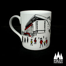 FFG: Liverpool FC, Anfield, inspired Football Ground Mug By Foley Pottery