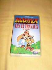 Les 12 Travaux d'Astérix VHS