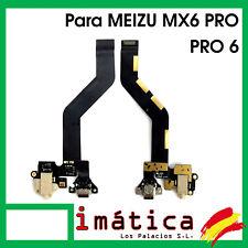 PLACA DE CARGA PARA MEIZU MX6 PRO 6 CONECTOR USB ANTENA MICROFONO FLEX MEILAN