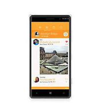 Nokia Lumia 830 - 16GB - Orange (Unlocked) Smartphone