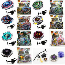 4D Beyblade Super Stadium Metal Top Rapidity Fight Master Launcher Grip Top Set