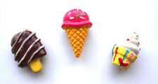Handmade Icecreams Magnet - You get all 3 + free gift bag