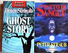 Lotto 2 Peter Straub: Patto di sangue (Armenia 91) + Ghost Story (Sonzogno 1992)